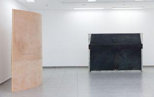 תכלת רם וליהי תורג׳מן וכן תכלת רם ואלעד לרום מתוך התערוכה יאב,לה בירקון 19
